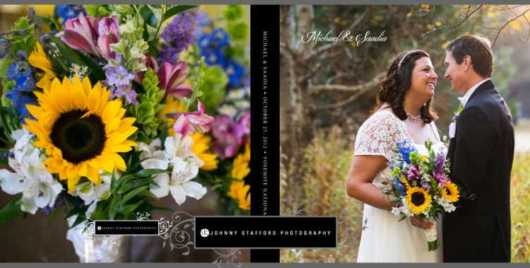 Yosemite Wedding Invitations: Saadia & Mike's Yosemite Wedding At The Ahwahnee (Majestic